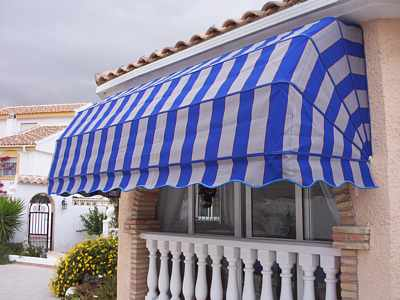 Spanish Awnings